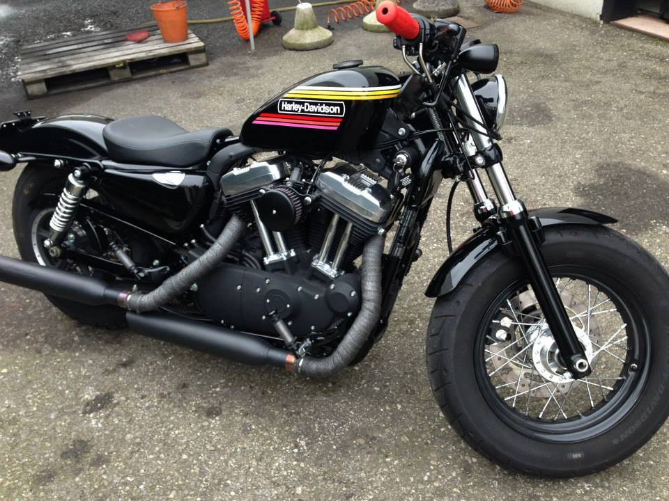 Harley Davidson  - 79